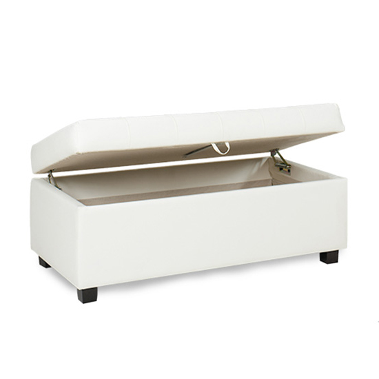 Essentials Storage Ottoman