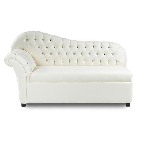 Crystal Chaise